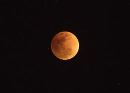 皆既月食1