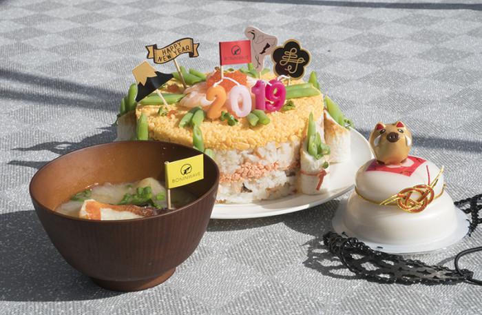 チラシケーキ2
