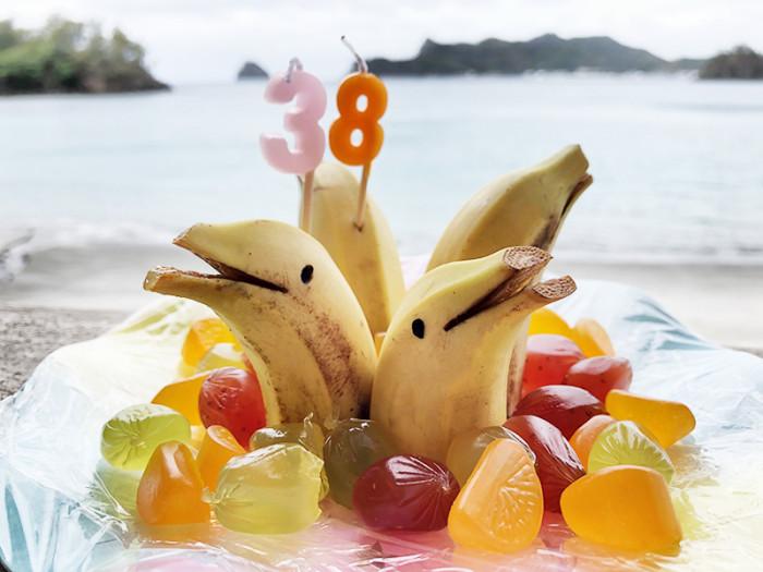 バナナイルカ1