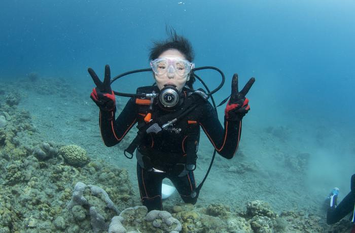 体験ダイビング82b